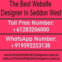 The Best Website Designer In Seddon West SEO In Seddon West