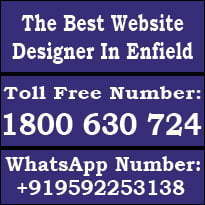 50% Off | The Best Website Designer in Enfield, The Best SEO in Enfield