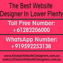 Website Designer Lower Plenty 3093 SEO Lower Plenty 3093